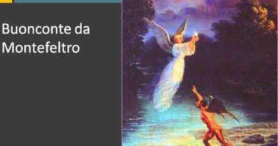 Canto quinto del Purgatorio vv. 73-111