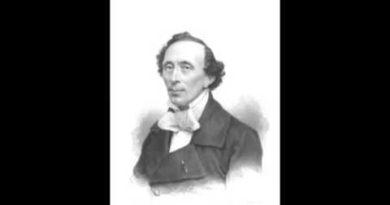 Un fiocco nero di Hans C  Andersen