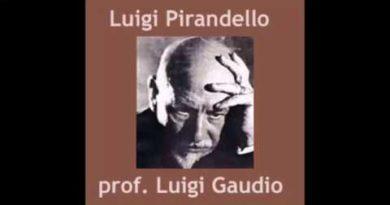 Il rapporto tra Pirandello e gli altri autori