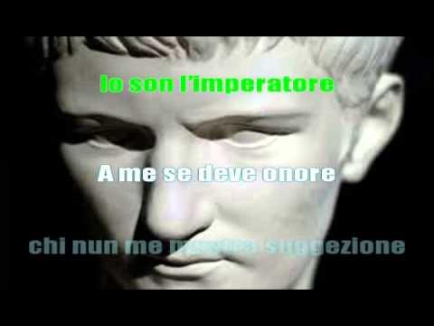 Caligola Luigi Gaudio