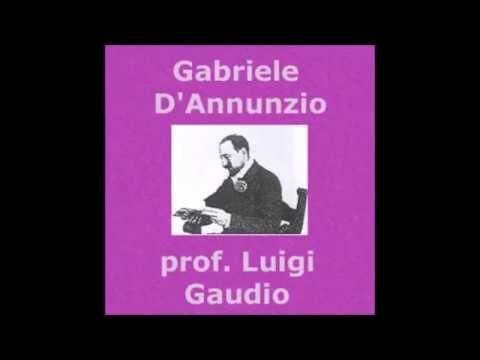 L' Alcyone di Gabriele D'Annunzio