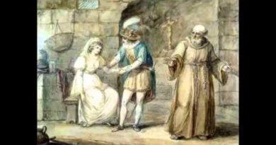 Colloquio d'amore al chiaro di l'una da Romeo e Giulietta di William Shakespeare