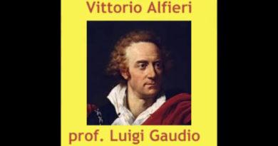 Vita di Vittorio Alfieri prima parte