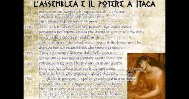 L'assemblea e il potere a Itaca Odissea II vv. 82-128