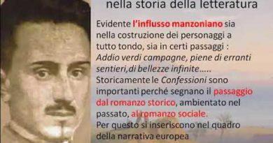 Le confessioni di un italiano di Ippolito Nievo. La scoperta del mare dal capitolo III