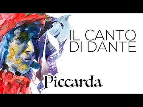 10 Piccarda Eleonora Rindi dal canto di Dante di Luigi Gaudio