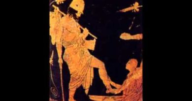 Euriclea – Odissea XIX vv. 349-398 e 467-490