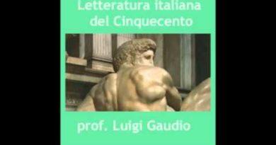 La poesia di Michelangelo Buonarroti