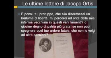 Il colloquio con Parini dalle Ultime lettere di Jacopo Ortis
