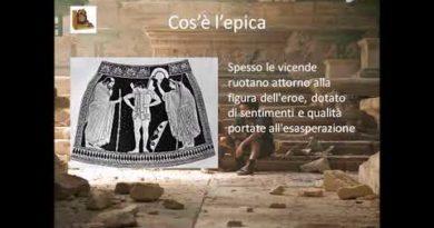 Lo stile formulare dell'epica la questione omerica e le divinita' dei Greci