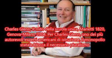 Il mito della scuola unica secondo Charles L. Glenn