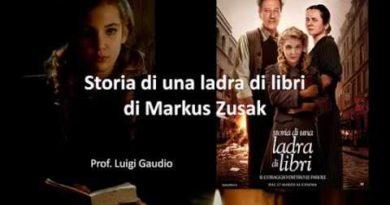 Storia di una ladra di libri di Markus Zusak