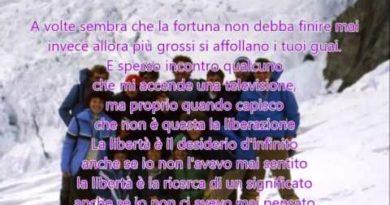 La liberta' di Luigi Gaudio