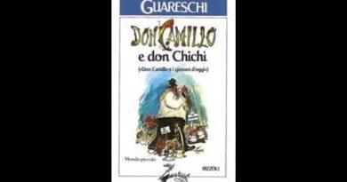 Il titolo del romanzo Don Camillo e Don Chichi'