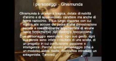 Tancredi e Ghismonda