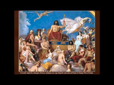Il Proemio e il Concil'io degli Dei nell' Odissea di Omero I vv. 1-21 e 32-95