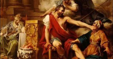 Argo ed Euriclea Odissea XVII 290-327 e XIX 349-398
