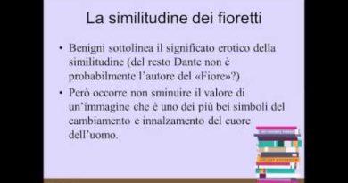 Canto secondo dell' Inferno di Dante vv. 118-142