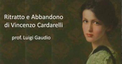 Ritratto e Abbandono di Vincenzo Cardarelli