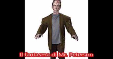 Il fantasma di Mr  Peterson di Marquinho Kappa