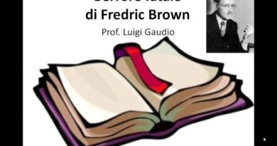 L'errore fatale di Fredric Brown
