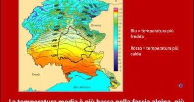 Friuli Venezia Giulia. Lezione di geografia