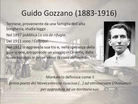Alle soglie di Guido Gozzano