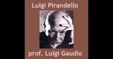 Introduzione ai romanzi pirandelliani e a Il Fu Mattia Pascal