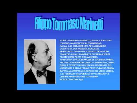 Il futurismo le avanguardie e i manifesti del futurismo
