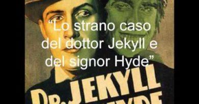 Lo strano caso del Dottor Jekyll e del Signor Hide di Robert Louis Stevenson