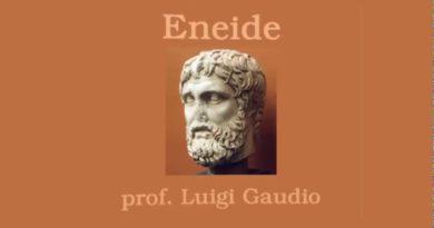 Vita di Virgilio e prima parte dell'introduzione all'Eneide