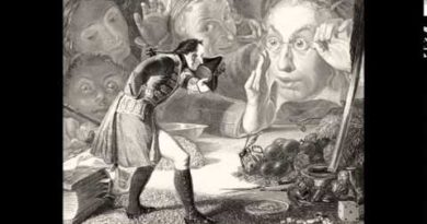 Gulliver nel paese dei giganti Brobdingnag di Jonathan Swift