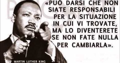 Io ho un sogno di Martin Luther King