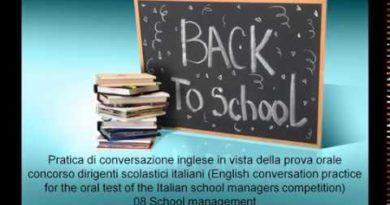 08 School management