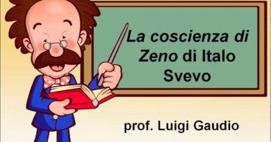 La coscienza di Zeno di Italo Svevo