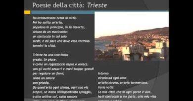 Trieste di Umberto Saba