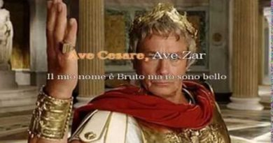 Ave Cesare base musicale