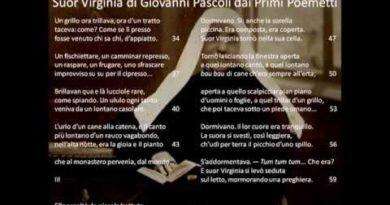 I poemetti e Suor Virginia di Giovanni Pascoli