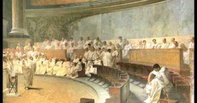 La situazione politica a Roma e la Congiura di Catilina