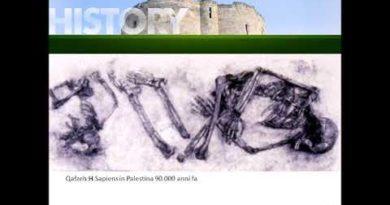 Sepolture e arte nel paleolitico