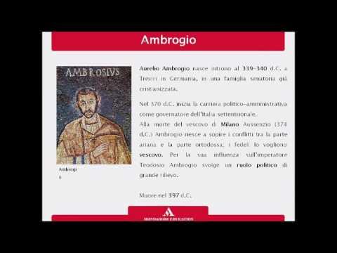 Ambrogio e la patristica