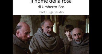 Il nome della rosa di Umberto Eco