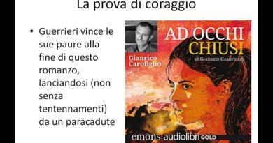 Ad occhi chiusi di Gianrico Carofiglio