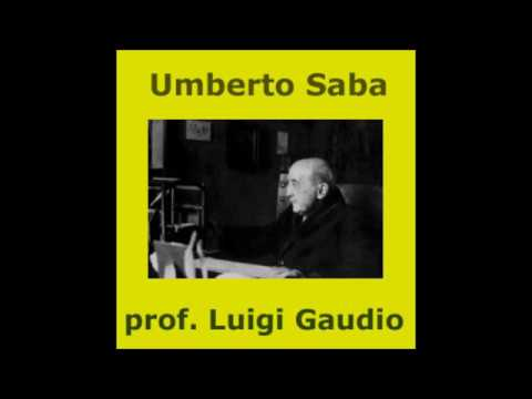 Citta' vecchia di Umberto Saba