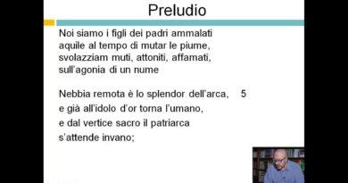 Letteratura Italiana dell'800 – La Scapigliatura e Preludio di E. Praga