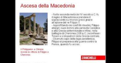 L'ascesa della Macedonia sotto Filippo II