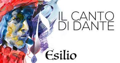 12 Esilio Walter Muto dal canto di Dante di Luigi Gaudio