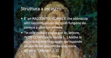 Apuleio e l' Asino d'oro con la lettura di un brano in traduzione italiana