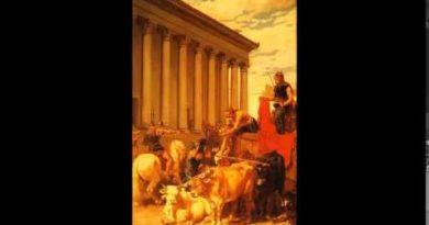 Invasioni barbariche e crollo dell'impero romano nel quinto secolo d.C.