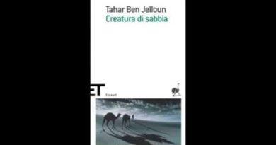 Creatura di sabbia di Tahar Ben Jelloun